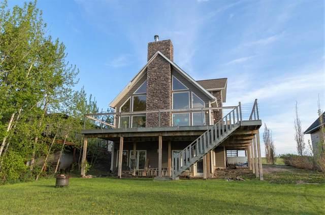 50 Buffalo Lane, Rural Stettler County, AB T0C 2L0 (#A1112728) :: Calgary Homefinders
