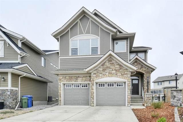 48 Cimarron Springs Way, Okotoks, AB T1S 0J4 (#A1112759) :: Calgary Homefinders