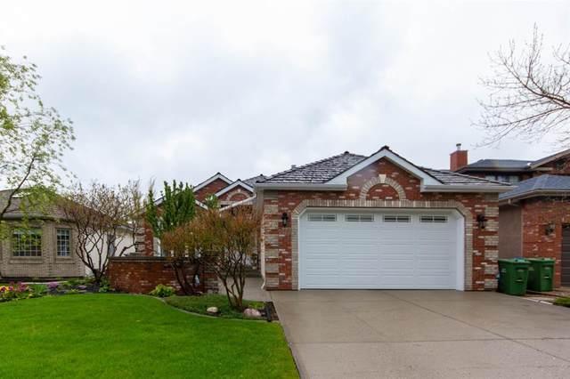 7023 Christie Briar Manor SW, Calgary, AB T3H 2R3 (#A1112776) :: Calgary Homefinders