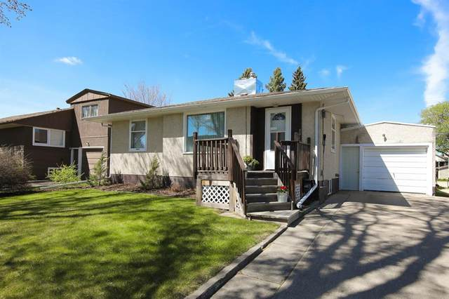 5312 49 Avenue, Lacombe, AB T4L 1S6 (#A1112833) :: Calgary Homefinders