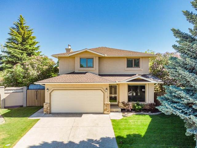 416 Mckerrell Place, Calgary, AB T2Z 1P2 (#A1112888) :: Calgary Homefinders