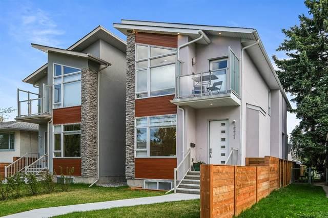 2231 25 Avenue NW, Calgary, AB T2M 2C2 (#A1112906) :: Calgary Homefinders