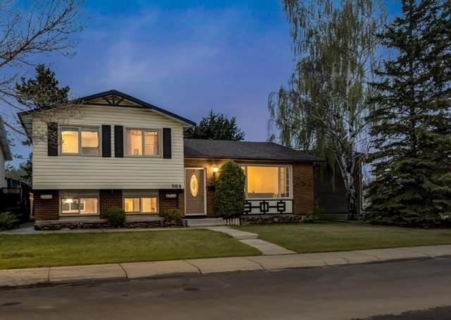984 Rundlecairn Way NE, Calgary, AB T1Y 2X2 (#A1112910) :: Calgary Homefinders