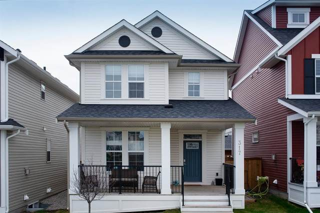 317 South Point Green SW, Airdrie, AB T4B 4L1 (#A1112953) :: Calgary Homefinders
