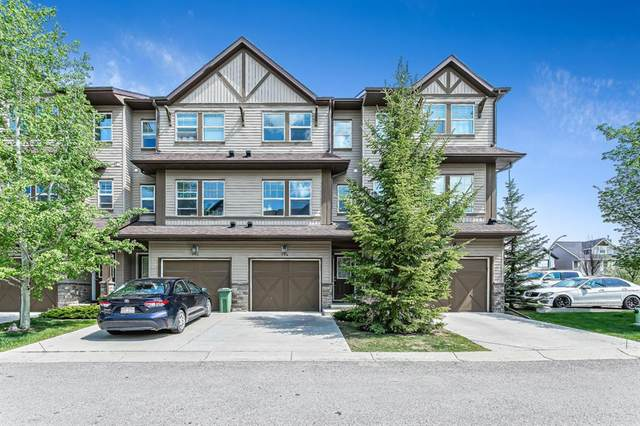 28 Heritage Drive #114, Cochrane, AB T4C 0K1 (#A1112959) :: Calgary Homefinders