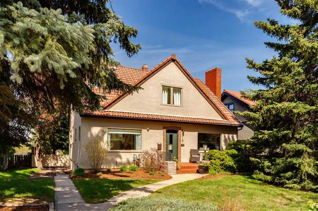 310 Scarboro Avenue SW, Calgary, AB T3C 2H3 (#A1112970) :: Calgary Homefinders