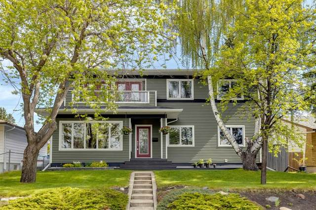 32 Collingwood Place NW, Calgary, AB T2L 0P9 (#A1112972) :: Calgary Homefinders