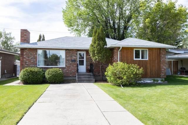 1714 17 Avenue S, Lethbridge, AB T1K 1A8 (#A1112973) :: Calgary Homefinders