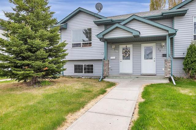 70 Durand Crescent, Red Deer, AB T4R 3A7 (#A1112984) :: Calgary Homefinders