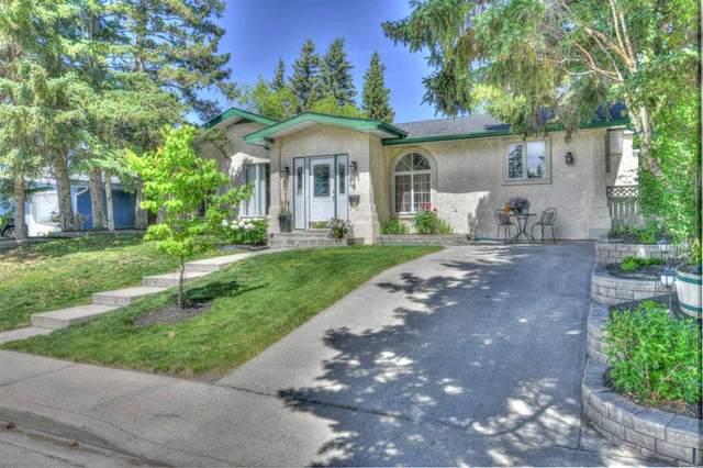 6 Roseview Drive NW, Calgary, AB T2K 1N7 (#A1112987) :: Calgary Homefinders