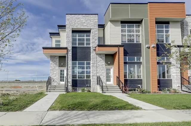 1530 Bayside Avenue SW #1804, Airdrie, AB T4B 0V3 (#A1113067) :: Calgary Homefinders