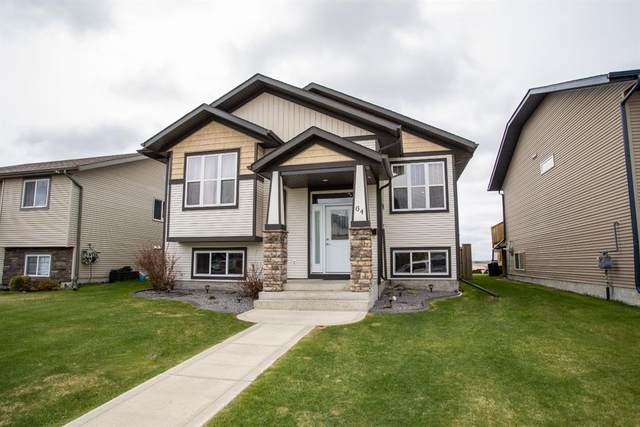 64 Iron Wolf Boulevard, Lacombe, AB T4L 2K5 (#A1113081) :: Calgary Homefinders