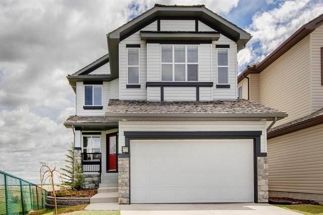 77 Glensummit Close, Cochrane, AB T4C 2K1 (#A1113094) :: Calgary Homefinders