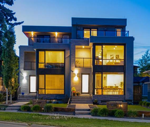2710 Parkdale Boulevard NW, Calgary, AB T2N 3S7 (#A1113109) :: Calgary Homefinders
