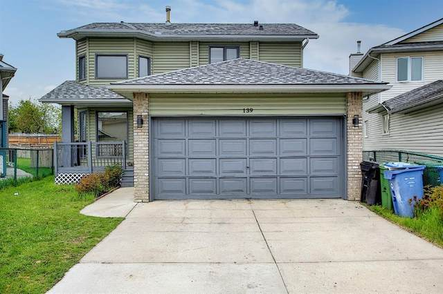 139 Coral Keys Villas NE, Calgary, AB T3J 3L7 (#A1113120) :: Calgary Homefinders