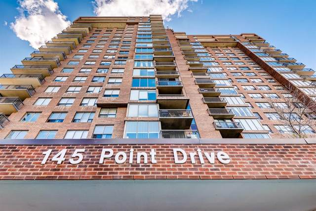145 Point Drive NW #204, Calgary, AB T3B 4W1 (#A1113130) :: Calgary Homefinders