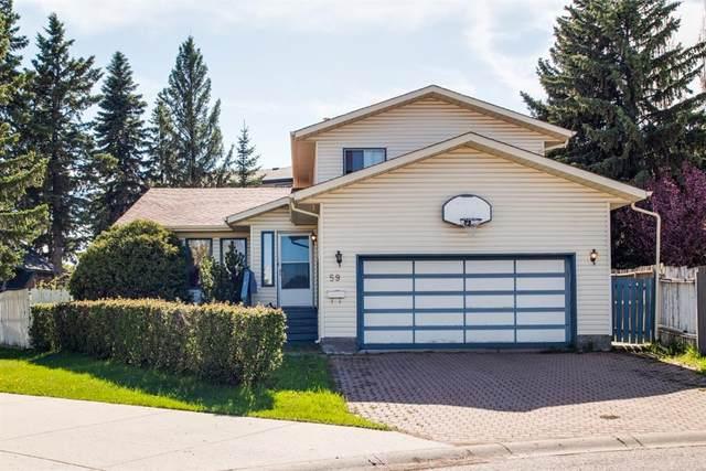 59 Cedargrove Way SW, Calgary, AB T2W 4V1 (#A1113142) :: Calgary Homefinders