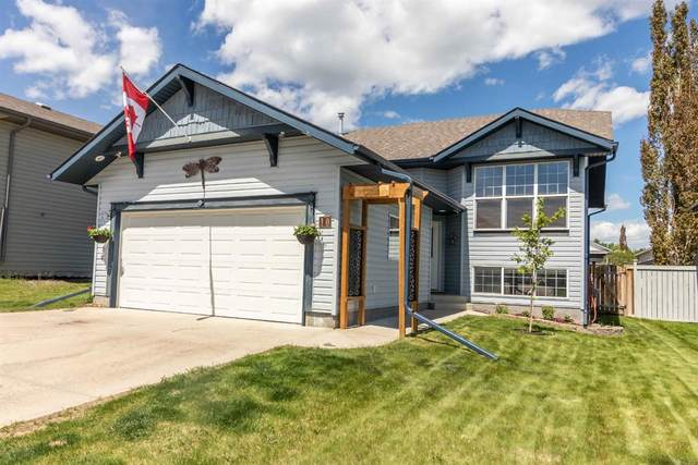 10 Wilkinson Circle, Sylvan Lake, AB T4S 2N8 (#A1113162) :: Calgary Homefinders