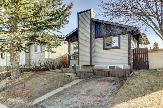 20 Castleridge Close NE, Calgary, AB T3J 1Y9 (#A1113165) :: Western Elite Real Estate Group