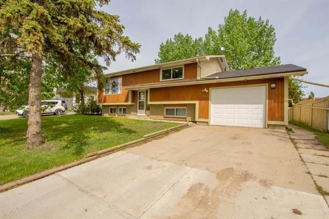 11705 95 Street, Grande Prairie, AB T8V 4N9 (#A1113180) :: Calgary Homefinders