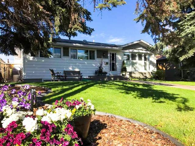 2412 Langriville Drive SW, Calgary, AB T3E 5G8 (#A1113209) :: Calgary Homefinders