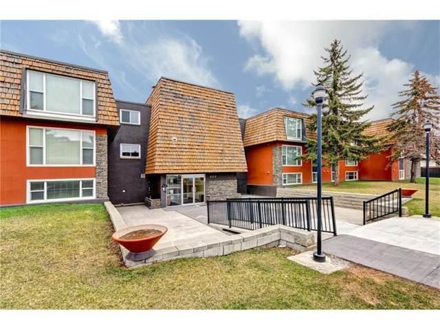 920 68 Avenue SW #103, Calgary, AB T2V 0N6 (#A1113236) :: Calgary Homefinders