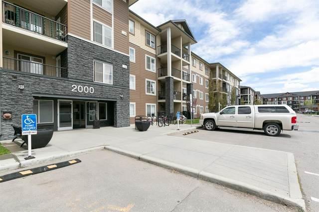 81 Legacy Boulevard SE #2215, Calgary, AB T2X 2B9 (#A1113263) :: Calgary Homefinders