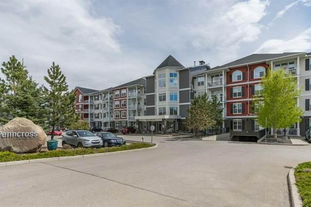 1 Crystal Green Lane #206, Okotoks, AB T1S 0C5 (#A1113271) :: Calgary Homefinders