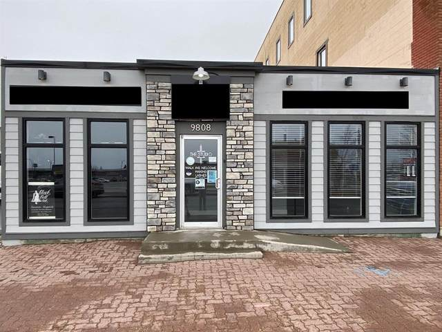 9808 100 Avenue, Grande Prairie, AB T8V 0T8 (#A1113279) :: Team Shillington | eXp Realty