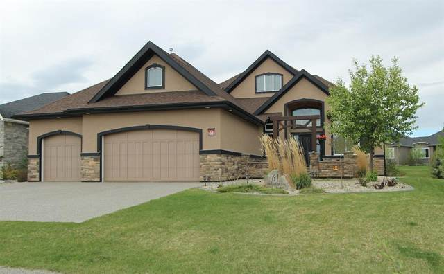 61 Waters Edge Drive, Heritage Pointe, AB T1S 4K3 (#A1113334) :: Western Elite Real Estate Group