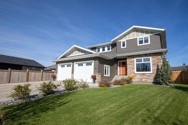 2404 57 Street, Camrose, AB T4V 4A3 (#A1113343) :: Calgary Homefinders