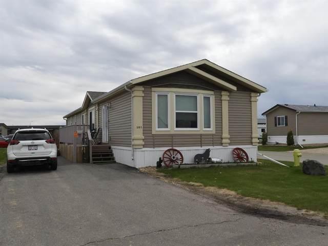 15 Mackenzie Ranch Way #101, Lacombe, AB T4L 0B4 (#A1113346) :: Calgary Homefinders