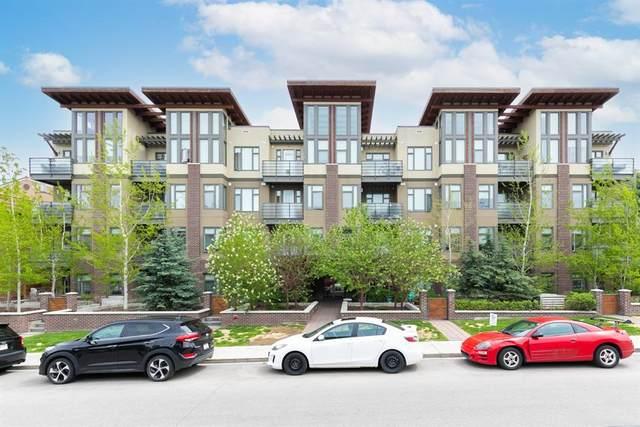 1720 10 Street SW #304, Calgary, AB T2T 3E8 (#A1113361) :: Greater Calgary Real Estate