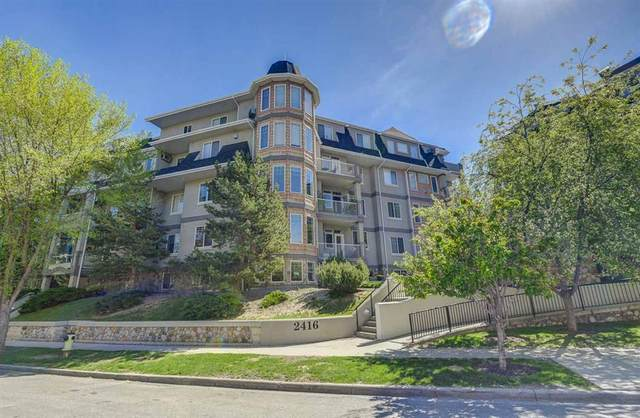 2416 Erlton Street SW #403, Calgary, AB T2S 3B7 (#A1113436) :: Calgary Homefinders