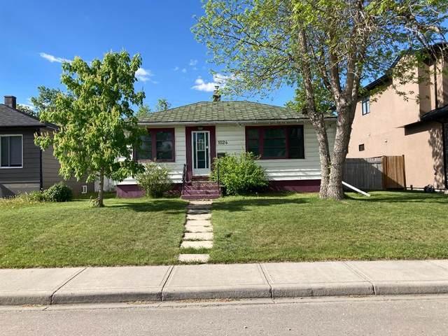 1024 19 Avenue NW, Calgary, AB T2M 0Z2 (#A1113443) :: Calgary Homefinders