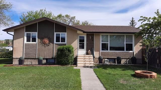 216 12 Street W, Drumheller, AB T0J 0Y2 (#A1113449) :: Calgary Homefinders