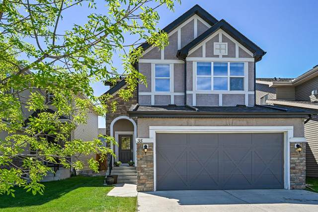 35 Aspen Hills Close SW, Calgary, AB T3H 0C6 (#A1113469) :: Calgary Homefinders