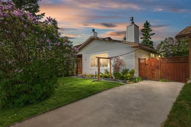 780 Ranchview Circle NW, Calgary, AB T3G 1B3 (#A1113497) :: Calgary Homefinders