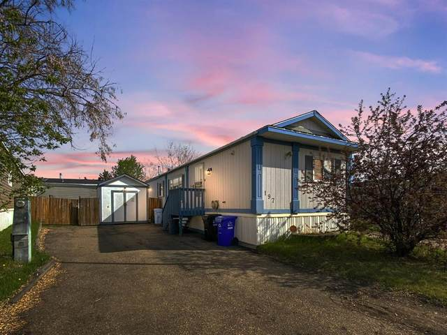 197 Grandview Crescent, Fort Mcmurray, AB T9H 4X7 (#A1113499) :: Calgary Homefinders