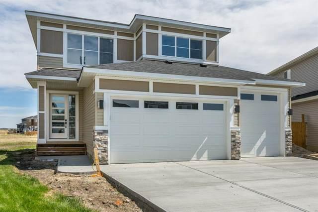 132 Hamptons Common NE, High River, AB T1V 0B1 (#A1113551) :: Calgary Homefinders
