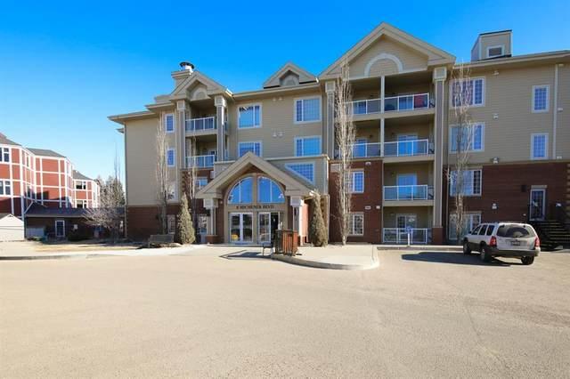 6 Michener Boulevard #416, Red Deer, AB T4P 0K5 (#A1113603) :: Calgary Homefinders