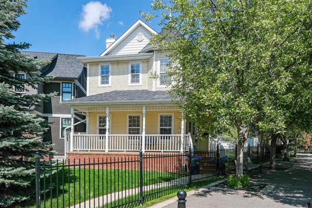 96 Somme Manor SW, Calgary, AB T2T 6J4 (#A1113630) :: Calgary Homefinders