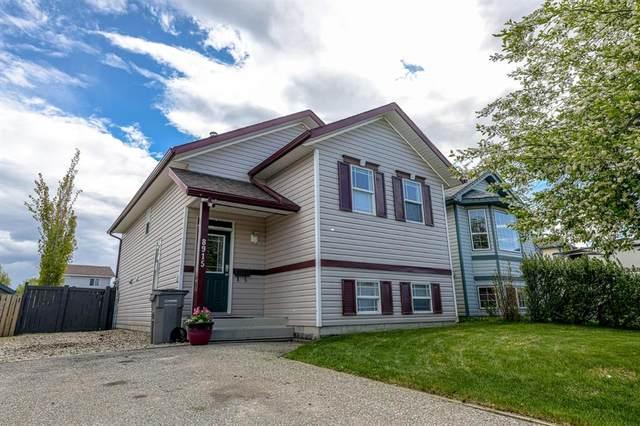 8915 62 Avenue, Grande Prairie, AB T8W 2P4 (#A1113651) :: Calgary Homefinders