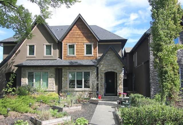 1732 49 Avenue SW, Calgary, AB T2T 2T9 (#A1113681) :: Calgary Homefinders