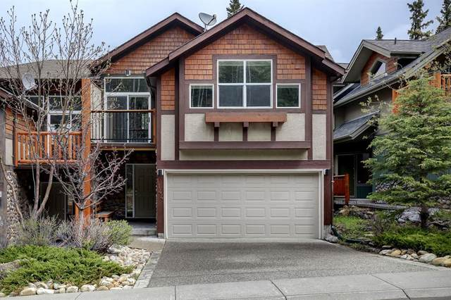 1144 Wilson Way, Canmore, AB T1W 3C4 (#A1113689) :: Calgary Homefinders