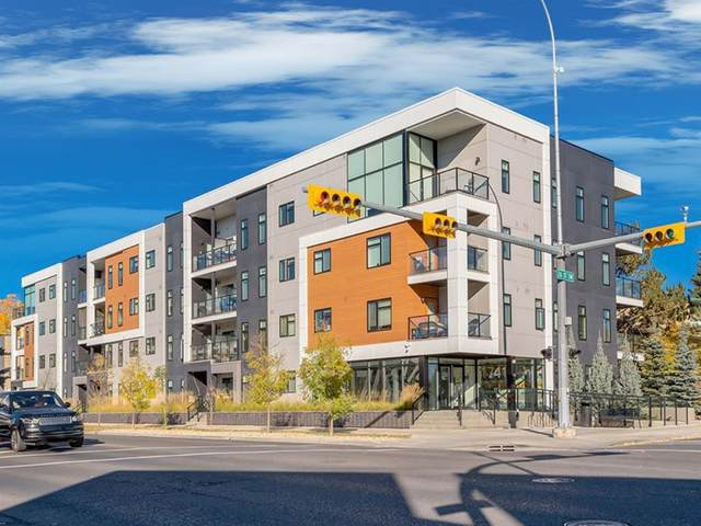 2702 17 Avenue SW #308, Calgary, AB T3E 8A5 (#A1113698) :: Calgary Homefinders