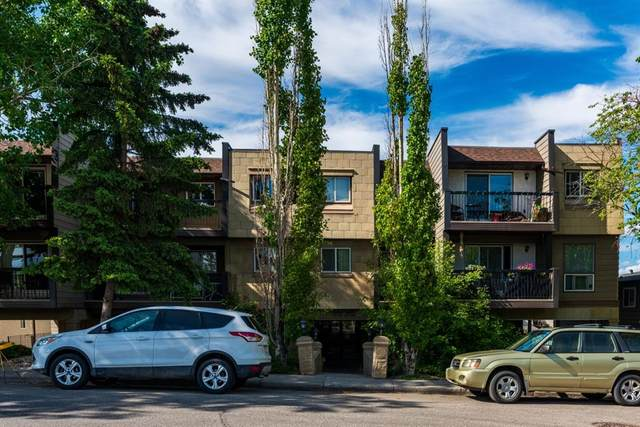 60 38A Avenue SW #304, Calgary, AB T2S 2Z9 (#A1113722) :: Calgary Homefinders