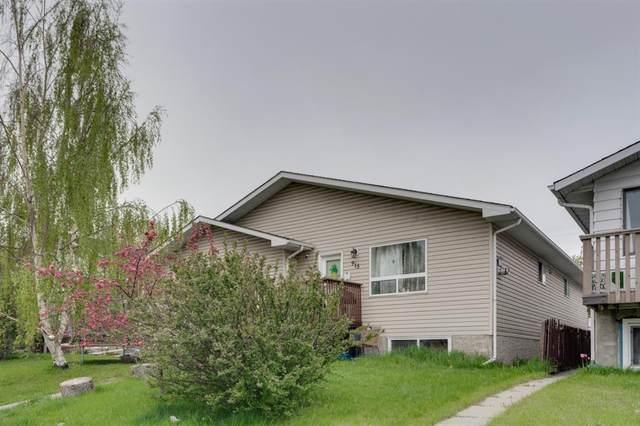 915 & 917 40 Street SW, Calgary, AB T3C 1W4 (#A1113737) :: Calgary Homefinders
