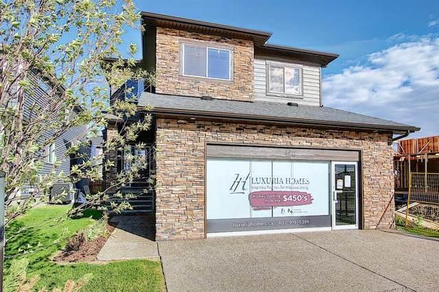 420 Legacy View, Calgary, AB T2X 2G4 (#A1113740) :: Calgary Homefinders