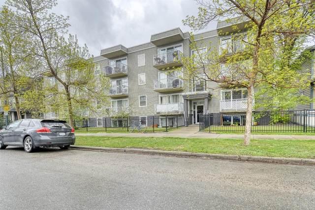 1626 14 Avenue SW #201, Calgary, AB T3C 0W5 (#A1113749) :: Calgary Homefinders